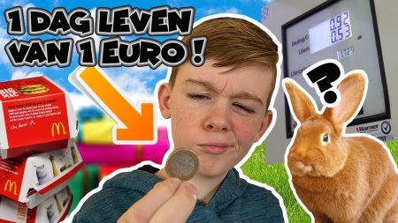 De Bakkertjes – We moeten 1 Dag Leven Van 1 Euro !! #486