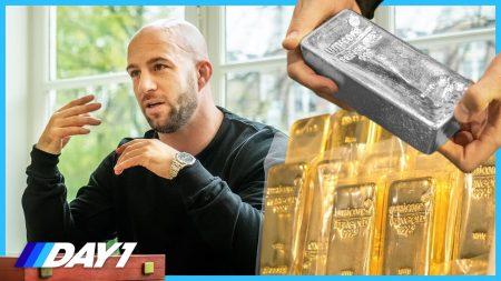 JayJay Boske DAY1 – Miljoenen Aan Goud & Zilver In Onze Handen! Waarom Wel Of Niet Goud Kopen? – DAY1 Financieel