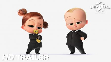 The Boss Baby: Familiezaken – Trailer