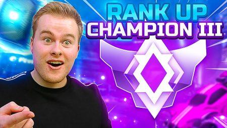 Royalistiq – Grand Champion Komt Nu Écht Dichtbij! 🏆 – Rocket League Ranked