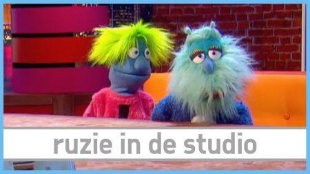 De Boterhamshow – Fons Mega En Liz Quiz Krijgen Ruzie – Tafelgast & Backstage