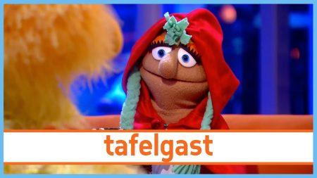 De Boterhamshow – Verrassing Voor Roodkapje – Tafelgast