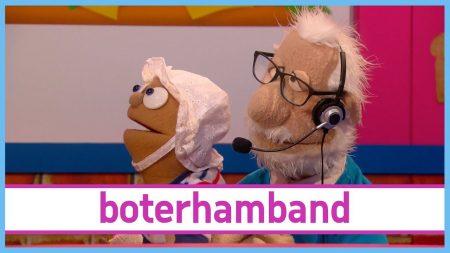 De Boterhamshow – Baby Is Klant Voor De Band – Boterhamband