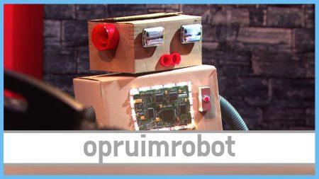 De Boterhamshow – Robot Slaat Op Hol – Tafelgast & Backstage
