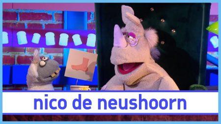De Boterhamshow – Schoen En Voet – Nico De Neushoorn