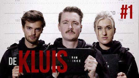 StukTV – De Kluis #1 – Bram Krikke, Britt Dekker & Buddy Vedder