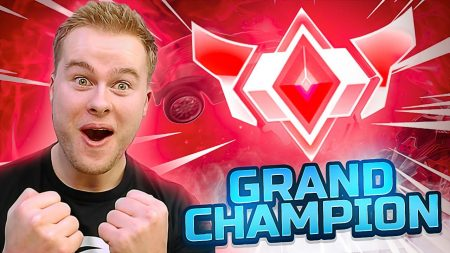 Royalistiq – Het Is Gelukt! Ik Ben Grand Champion! 🏆 – Rocket League Ranked