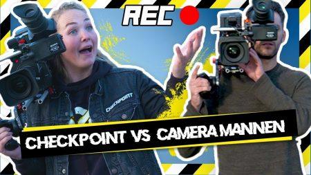 Checkpoint – Checkpoint vs De Cameramannen