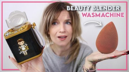 OnneDi – 5 Dingen Die Leuk Og Meuk Niet Hebben Gehaald – Beauty Blender Wasmachine