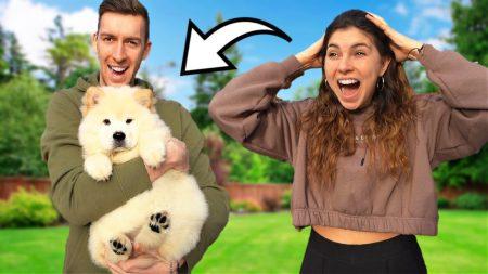 Celine & Michiel – Celine Verrassen Met Een Puppy! 🐶 #236