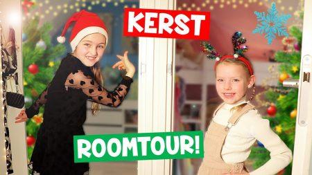 De Zoete Zusjes – Een Kijkje In Onze Kerst Kamers!!! [Kerst Roomtour 2020]