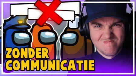 Dylan Haegens Gaming – Among Us Maar Dan Zonder Communicatie!