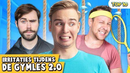 Dylan Haegens – 10 Irritaties Tijdens De Gymles 2.0!