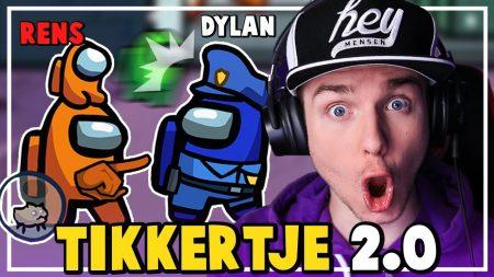 Dylan Haegens Gaming – Tikkertje Spelen In Among Us!