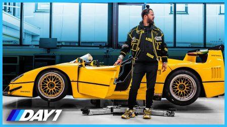 JayJay Boske DAY1 – Miljoenen Aan Zeldzame Ferrari's – Daily Driver