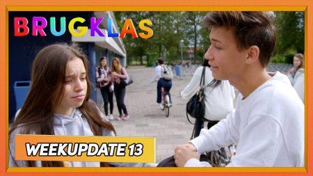 Brugklas – S9 – 'Timo Maakt Het Uit Met Liz 💔' – Update 13