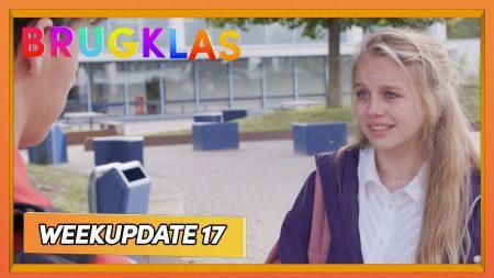 Brugklas – S9 – 'Relatie Met Je Docent 🤭' – Update 17
