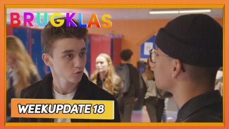 Brugklas – S9 – 'Ik heb De Ziekte Van Pfeiffer 🤢' – Update 18