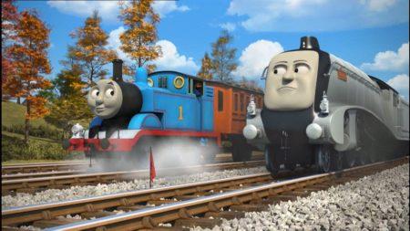 Nieuwe afleveringen toegevoegd aan Thomas de Trein!