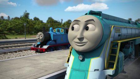 Thomas de Trein – Voorzichtige Connor