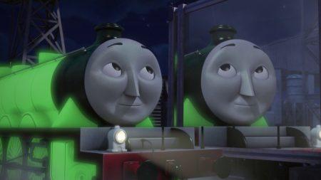 Thomas de Trein – Henry In Het Donker