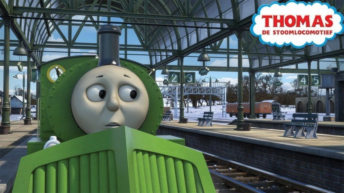 Thomas de Trein – Paniekerige Percy