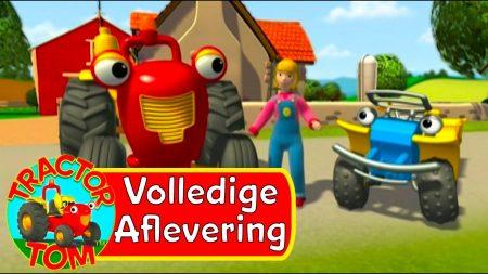 Nieuwe afleveringen toegevoegd aan Tractor Tom!