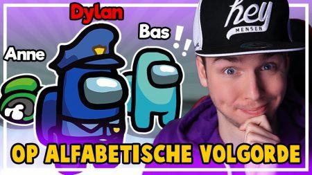 Dylan Haegens Gaming – Killen Op Alfabetische Volgorde!