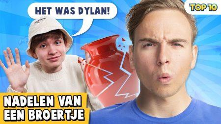 Dylan Haegens – 10 Nadelen Aan Een Broertje!