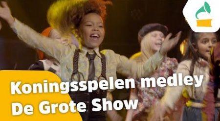 Kinderen voor Kinderen – Koningsspelen Medley (De Grote Show 2020)