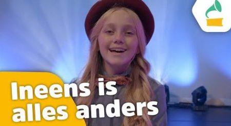Kinderen voor Kinderen – Ineens Is Alles Anders (De Grote Show 2020)