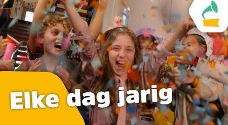 Kinderen voor Kinderen – Elke Dag Jarig (De Grote Show 2020)