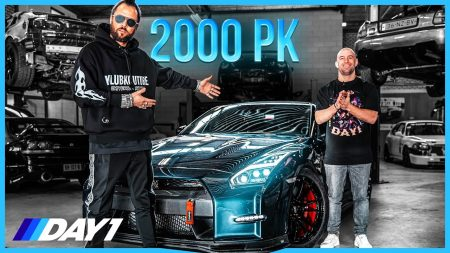 JayJay Boske DAY1 – 400 Km/u In Peperdure Nissan?! – Daily Driver