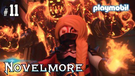 Playmobil – Novelmore Serie – De Strijd Om Novelmore (Aflevering 11)