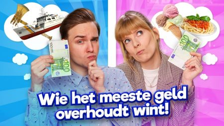 Team Dylan Haegens – Wie Het Meeste Geld Overhoudt Wint!