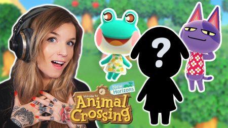 OnneDi – Nieuwe Eilandbewoner Zoeken In Animal Crossing