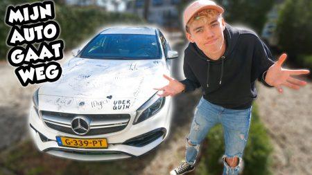 UberQuin – Ik Ga Mijn Auto Weg Doen…