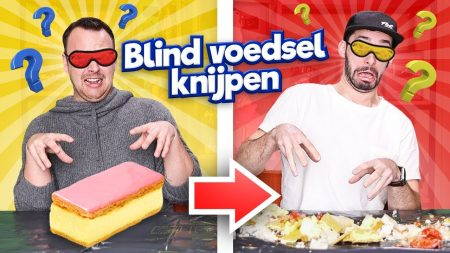 Team Dylan Haegens – Blind In Voedsel Knijpen!