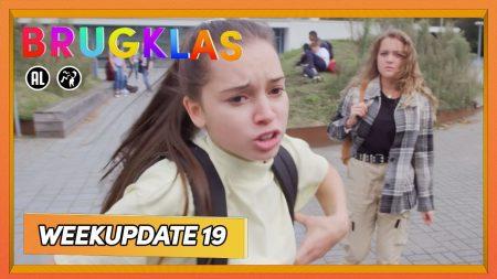 Brugklas – S9 – 'Wat Ben Jij Een Bitch! 🤬' – Update 19