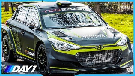 JayJay Boske DAY1 – Hyundai i20 Van €320.000 – Daily Driver