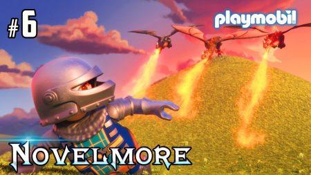Playmobil – Novelmore Serie – De Drakenfluisteraar (Aflevering 6)