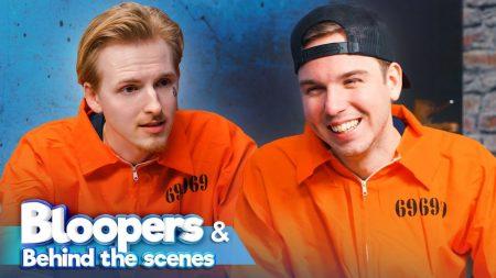 Team Dylan Haegens – Koen Over Zijn Tijd In De Gevangenis! – Irritaties In De Gevangenis Bloopers