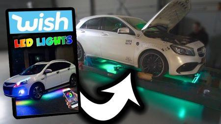 UberQuin – Wish Led Lights Onder Mijn Auto Maken! Koop Of Sloop