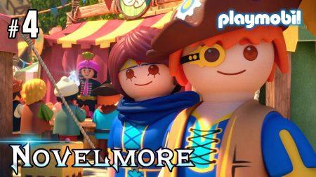 Playmobil – Novelmore Serie – Hete Tijden In De Oude Stad (Aflevering 4)