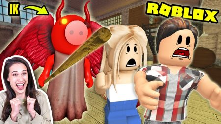 MeisjeDjamila – Roblox Piggy Boek 2: Ik Ben Piggy En Slacht Iedereen Af! – Let's Play Wednesday