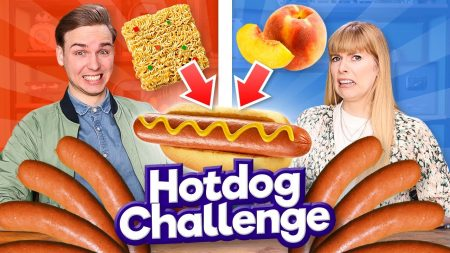 Team Dylan Haegens – Hotdog Challenge!