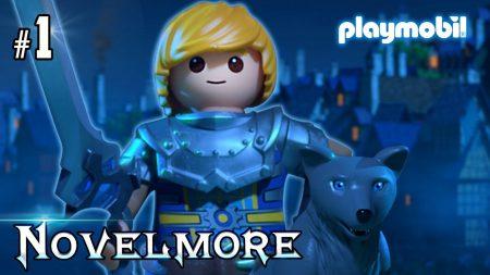Nieuwe afleveringen toegevoegd aan Playmobil !