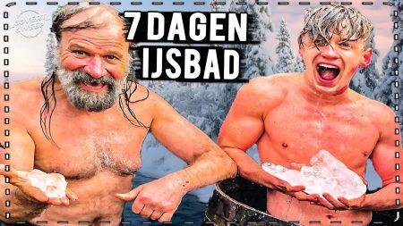 Govert Sweep – Ik Nam 7 Dagen Een IJsbad *Experiment* – Met Wim Hof