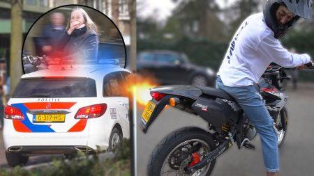 UberQuin – Chaos Met De Scooters! (Derbi & Druiper)
