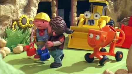 Nieuwe afleveringen toegevoegd aan Bob de Bouwer!